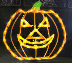 illuminated halloween decorations 15
