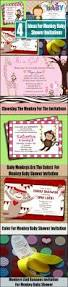 monkey invitations baby shower ideas for monkey baby shower invitations monkey themed baby