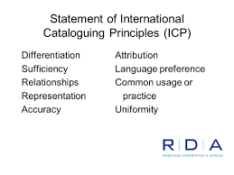 cataloging with rda what u0027s similar what u0027s different ppt download