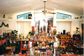 Navratri Decoration At Home Navaratri Display Of Dolls Kolu At Home