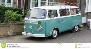 old volkswagen hippie van vintage vw camper van editorial image image 54095480