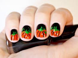 halloween nail art short nails classy nail art designs for short