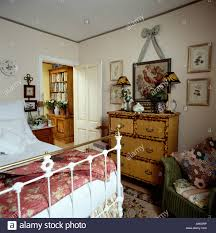 wrought iron bed in traditional stock photos u0026 wrought iron bed in
