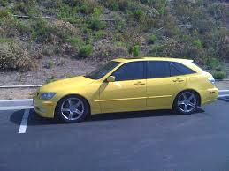 lexus yellow yellow sportcross lexus is forum