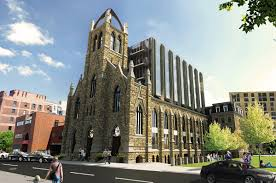 Church Converted To House by From Churches To Condos