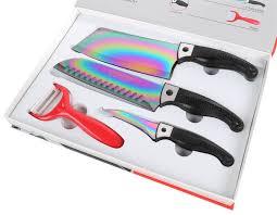 kitchen devil knife set graysonline