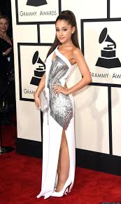 ariana grande costumes for halloween ariana grande is all grown up at the 2015 grammys via the