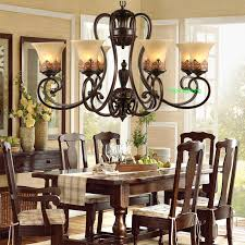 aliexpress com buy antique black wrought iron chandelier rustic