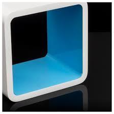 wandregal violett cube retro design wandregal quadratisch u2022 regale u2022 wohnen u2022 japanwelt
