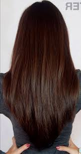 back view of choppy layered haircuts haircut for long hair with layers back view hairstyle pop