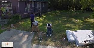 Google Maps Louisiana by These Guys Don U0027t Trust Google Street Views Blurring Technique