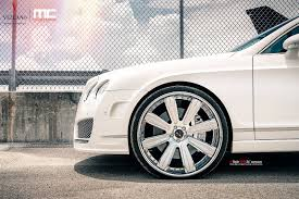 white bentley white bentley continental flying spur by mansory and vellano