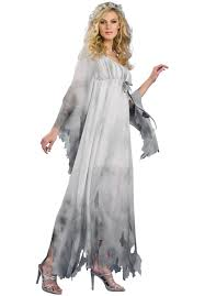 Corpse Bride Costume Graveyard Nightgown Costume Halloween Costumes At Escapade Uk