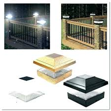 low voltage vinyl fence post lights vinyl fence post lights low voltage post lights fascinating solar