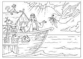 noah u0027s ark free coloring pages coloring