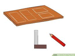 Build Your Own Toy Chest Bench by How To Build A Toy Chest 14 Steps With Pictures Wikihow