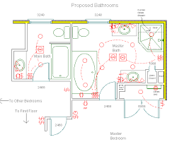 best master bathroom floor plans walls interiors modern master bathroom floor plans no tub ideas
