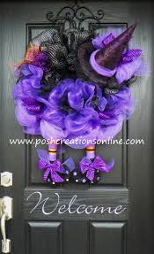 Etsy Halloween Wreath by 412 Best Halloween Wreaths Images On Pinterest Halloween