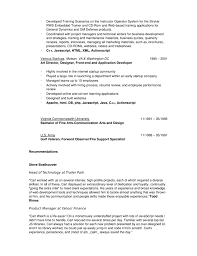 Resume For Computer Operator Job by Sample Resume For Computer Operator