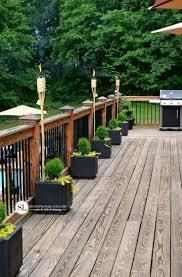Patio Deck Ideas Backyard by 35 Best Decks Images On Pinterest Deck Patio Patio Ideas And