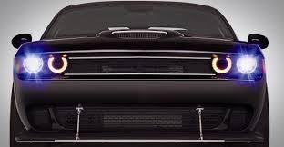 hellcat challenger 2015 dodge previews one off 805hp challenger srt hellcat x gtspirit