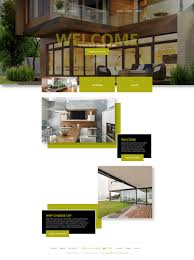 Floor Plans For Real Estate Marketing by Real Estate Website Templates Mobile Responsive Web Designs For