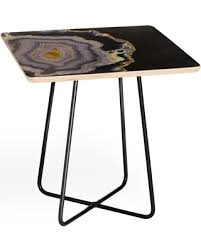 black and gold side table spectacular deal on emanuela carrotoni black and gold side table