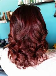 brown cherry hair color red hair color inspiration