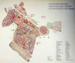 Map Rome Italy by Map Roman Forum Rome Italy Big Victor Travel Blog