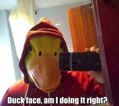 Funny Duck Face Meme - 31 very funny duck pictures