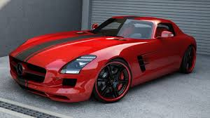 cars mercedes red cars tuning qygjxz