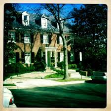 3067 whitehaven st nw washington dc 20008 bill and hillary clinton s house building in woodley park