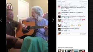 Jesus Has A Rocking Chair Video Of Man And Mom With Alzheimer U0027s Singing Together Touches