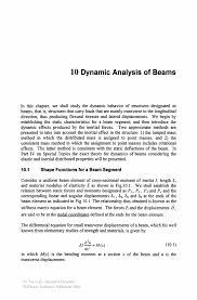 apa style cover letter dynamic analysis of beams springer