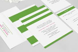 nautical stripes wedding invitation suite sample wedding