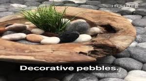 Pebble Rugs These Felt Stone Rugs Mimic Real Rocks Youtube