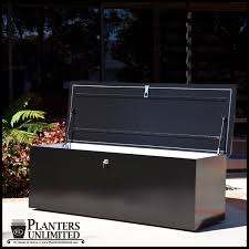 deck and dock boxes for dry outdoor storage planters unlimited