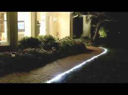 linkable indoor outdoor color changing u0026 white led 9 ft