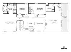 Clayton Manufactured Homes Floor Plans Floorplan Stewart 32dev28703ah Clayton Homes Of Covington