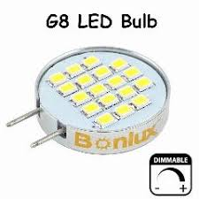 dimmable led g8 light bulb 3 5 watts under cabinet led light with