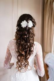 hairpiece stlye for matric 70 beautiful hair style for bride with flower hair style hair