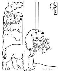 Flower Pages To Print And Color 004 Coloring Pages To Print And Color