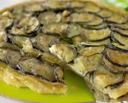 recette cuisine legere recette de tatin de courgettes légère au chèvre