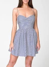 sun dress spaghetti sundress gathered skirt back zipper