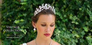 tiara collection tiaras wedding tiaras bridal tiaras ivory and co