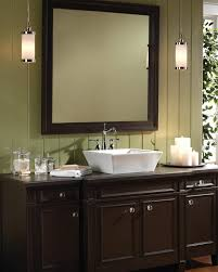 bathrooms design appealing bathroom pendant lighting installed