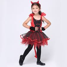Fancy Halloween Costumes Girls Compare Prices Girls Devil Halloween Costumes Shopping