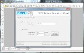 drpu business card maker software
