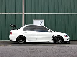 stanced cars forza horizon 3 stanced mitsubishi lancer evo at first class fitment mind over motor