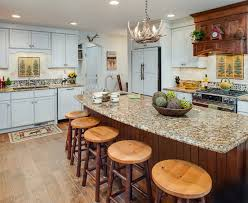 Chandelier In The Kitchen 20 Fashionable Ways To Add Antler Chandeliers In The Kitchen